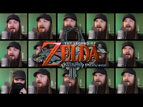 Zelda: Twilight Princess - Title Theme Acapella