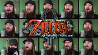 Repeat youtube video Zelda: Twilight Princess - Title Theme Acapella