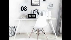 Black and White Office Ideas