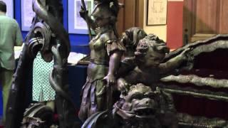 видео Коллекция Эрмитажа «Веера»