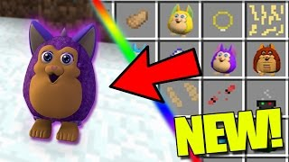 Minecraft TATTLETAIL MOD / SUMMON YOUR OWN CUTE BABY TATTETAIL!! Minecraft