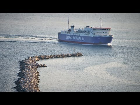 ACHILLEAS, Passenger/Ro-Ro Cargo Ship   IMO: 8711033