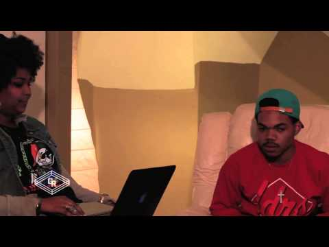 Lizzo Interviews Chance the Rapper (12/6/2012)
