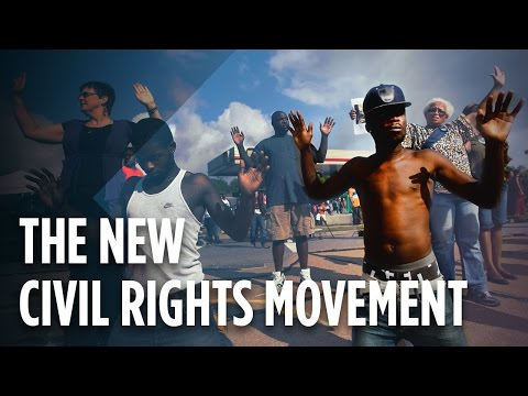 How The Internet Advanced The New Civil Rights Movement