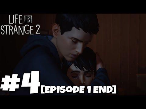 หมาป่าพี่น้อง - Life is strange 2 - Part 4 END EPISODE1