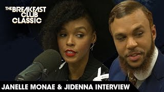 The Breakfast Club Classic - Janelle Monae and Jidenna Talk New Music in This 2015 Interview