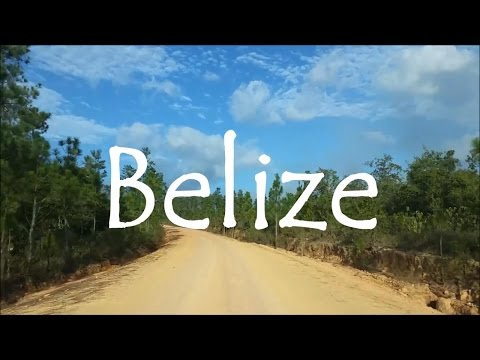BELIZE IN UNDER 8 MINUTES!