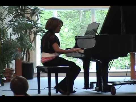 2010 Intermediate Piano 3