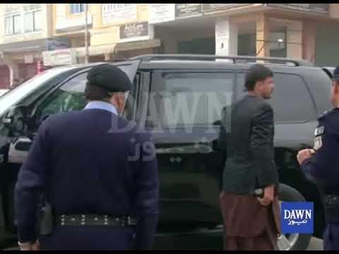 Ahsan Iqbal ki Islamabad high court mein peshi ke manazir