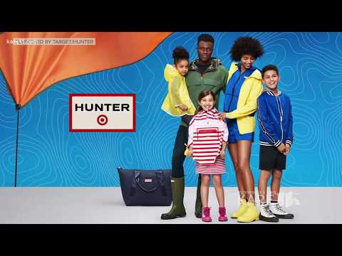 Target scraps tall rain boots from Hunter collaboration