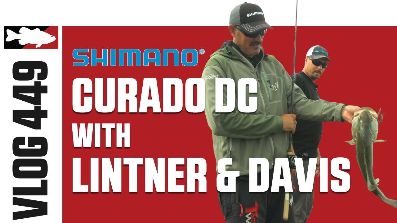 Jared Lintner and Alex Davis on Lake Santee Cooper with Shimano - Tackle Warehouse VLOG #449