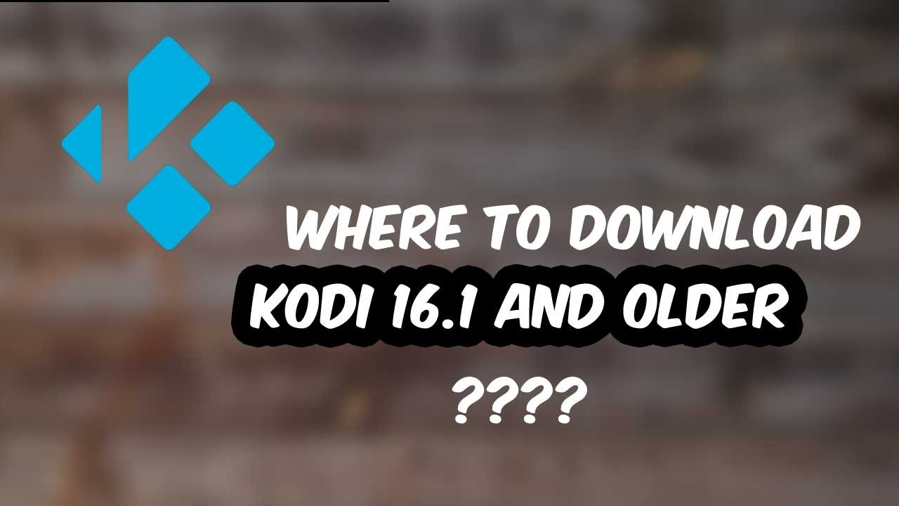 kodi 16.1 jarvis download for android tv box