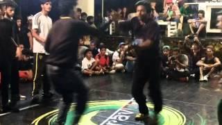 Techno Kamaal Crew vs. Tandav Crew   Breaking Finals   Chakravyuh 2015