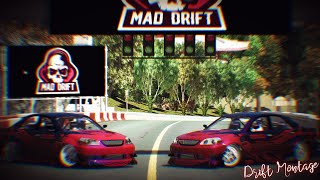 GTA 5 // FiveM - MAD DRIFT US Server! (CRAZY CINEMATIC DRIFT EDIT!!)