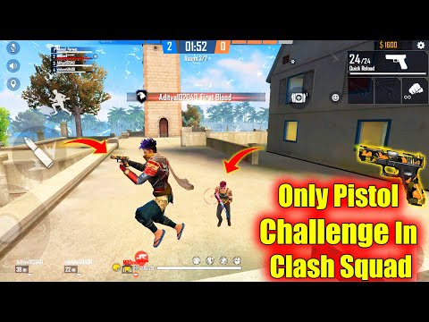Only Pistol Challenge