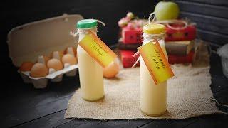 Домашний яичный ликер - рецепт на желтках