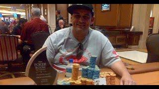 The Saurus Discusses $1000 Texas Hold
