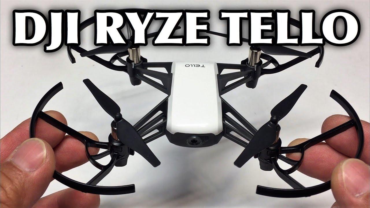 DJI Ryze Tello RC Drone HD 5MP 720P WiFi FPV DRONE - Mladost