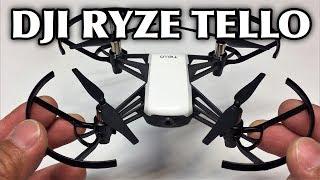 DJI Ryze Tello RC Drone HD 5MP 720P WiFi FPV DRONE
