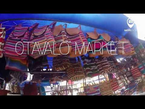Tour from Quito: Otavalo Market - HAPPYtoVISIT
