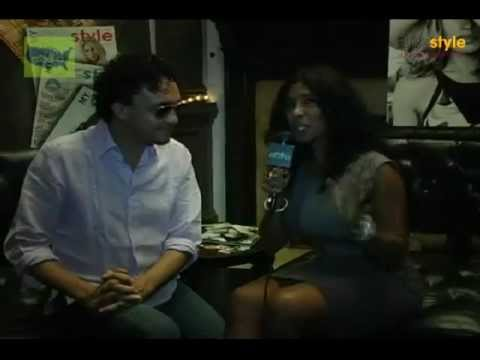 ANDRES CEPEDA INTERVIEW MY LIFE STYLE