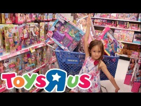 Toys R Us Toy Hunt Enchantimals Monster High Barbie Lol
