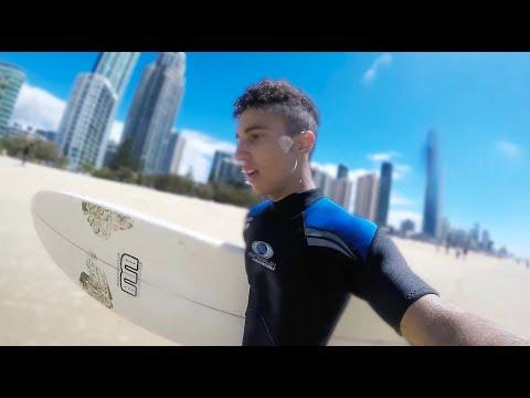 BRACCIO ROTTO, CAMPEGGIO, SURF... - EXCHANGE STUDENT AUSTRALIA