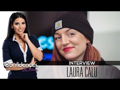 Interview LAURA CALU - Confidences By Siham