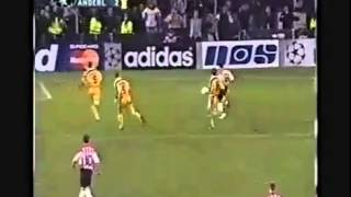 Adil Ramzi vs Anderlecht - Uefa Champions League - Groupe Stage - 2000/2001