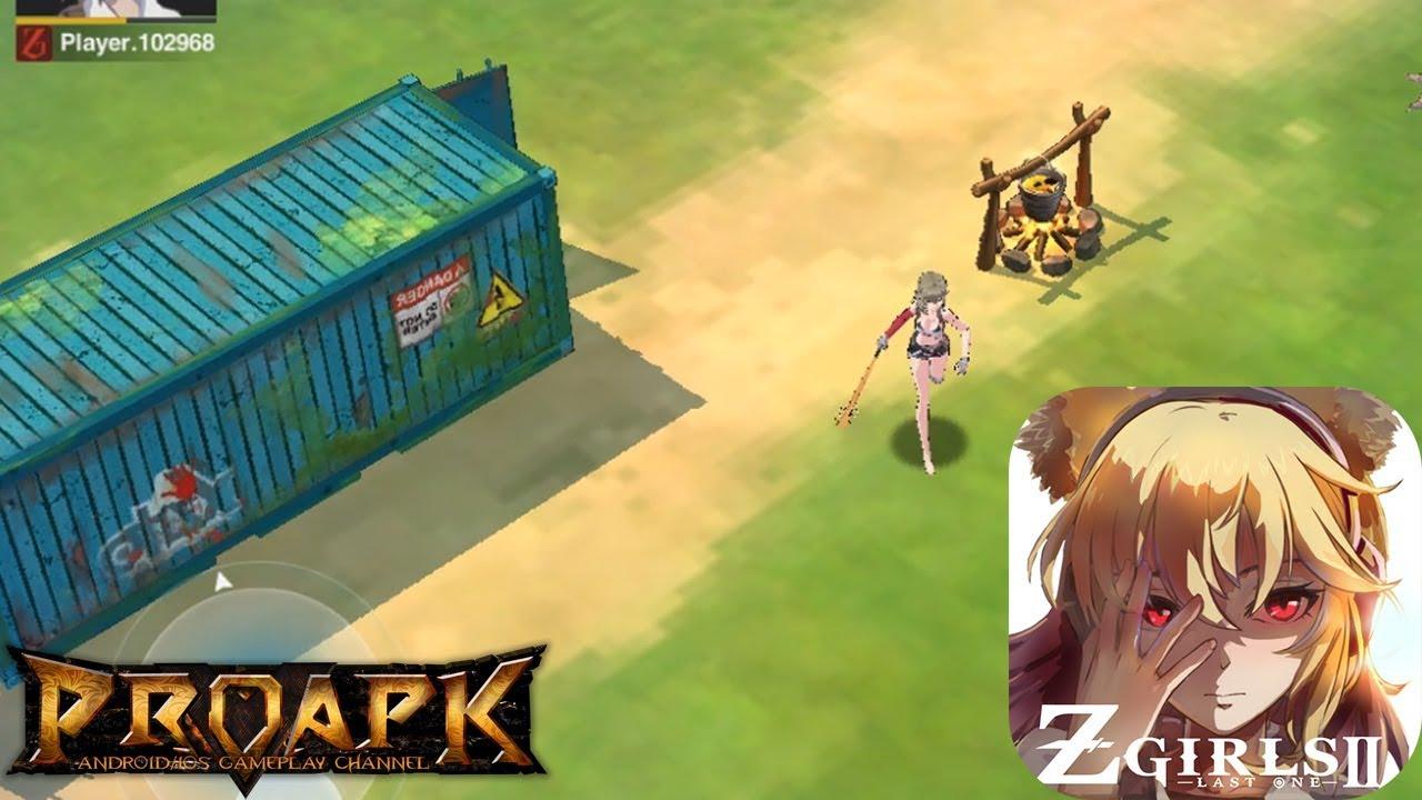 download game zgirls 2 mod