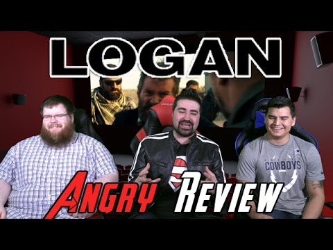 LOGAN Angry Movie Review