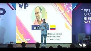 Andrés Ramírez en Conferencia WIP