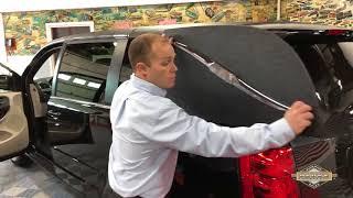 Dodge Grand Caravan &  Chrysler Pacifica - Removable Landau Panels