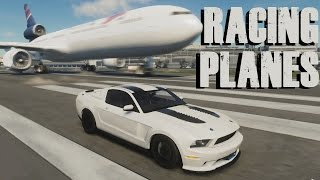 racing planes 2500hp mustang    the crew wildrun