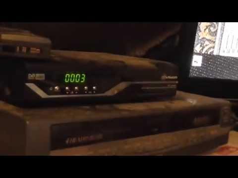 Digibox pilaa analogisen televisiokuvan