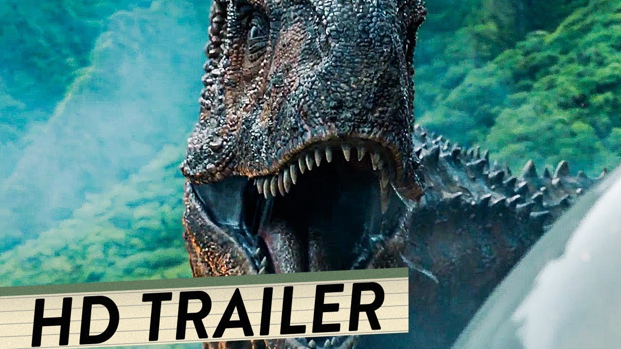 jurassic world 2 trailer deutsch