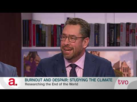 Burnout: The Toll of Studying Climate Change