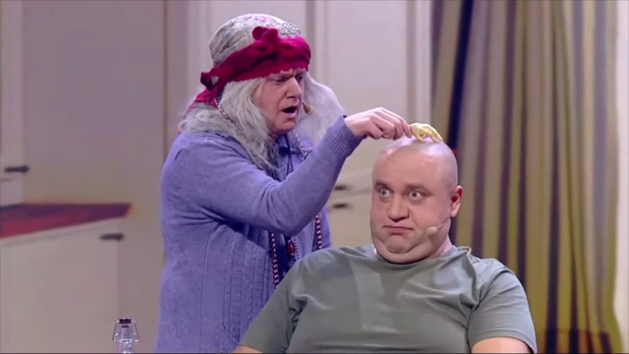 Бабка-ворожка проти запойного чоловіка - хто переможе?   Дизель новини та гумор
