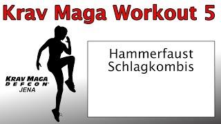 Krav Maga Workout 5 2021
