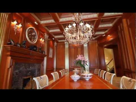 Clive Christian Furniture for Luxury homes of the World Manufacturing Movie.mov