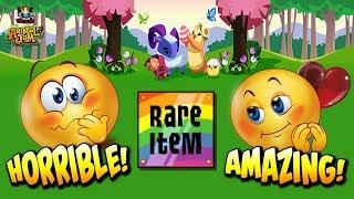 New Rainbow Rare on Animal Jam! Epic or Epic Fail?