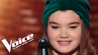 Benjamin Biolay – Ton héritage  Louise Combier   The Voice France 2020   Blind Audition