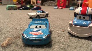 Cars Fast As Lightning: 1-2 Halloween