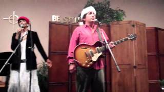 """Oh Holy Night"" Duet - Martin Blasick & Annabelle Lee"