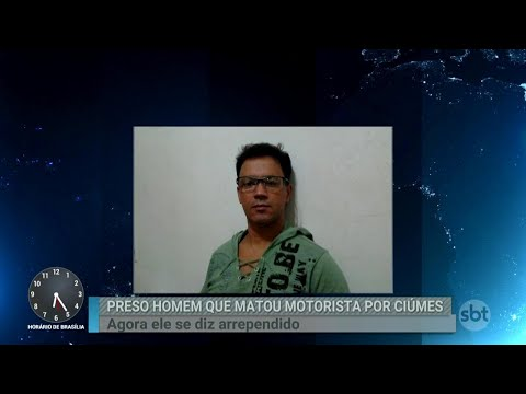 Acusado de matar amigo da esposa dentro de creche é preso em SP | Primeiro Impacto (16/03/18)