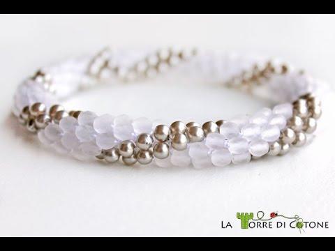 come creare bracciali con perline
