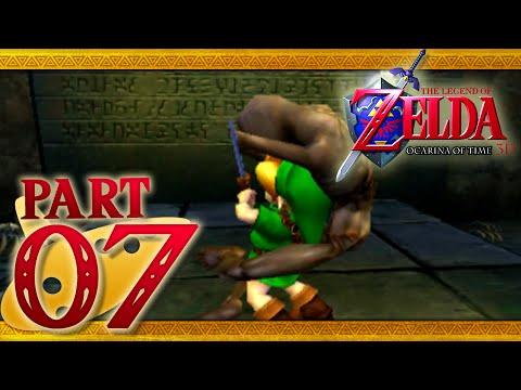 The Legend of Zelda: Ocarina of Time 3D - Part 7 - Sun's Song