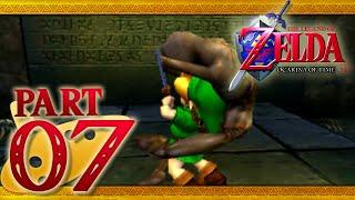 The Legend of Zelda: Ocarina of Time 3D - Part 7 - Sun