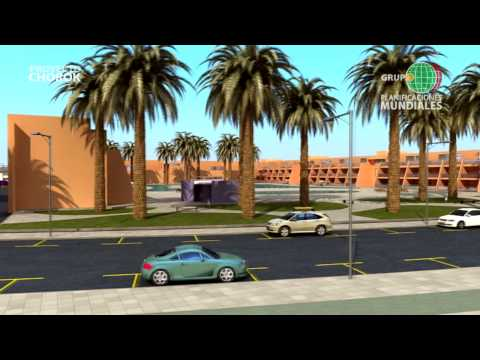 Grupo Planificaciones Mundiales  Proyecto Chorok Tarfaya  - Marruecos  Video comercial