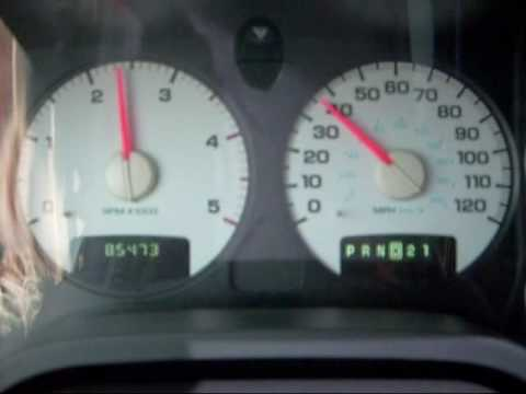 Dodge Shifting Problems
